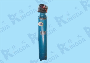 YQS and JQS series submersible motor
