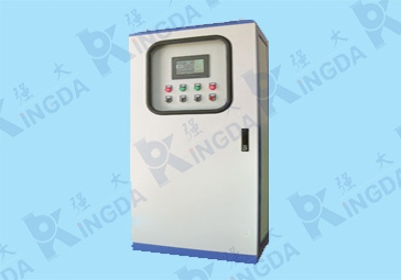 Variable frequency constant pressure water supply control system