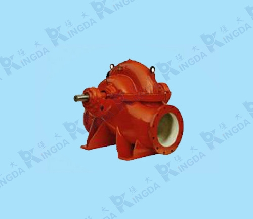 SXK single stage double suction centrifugal pump